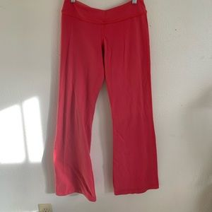 Women's Lululemon Pant Pink Sz 4